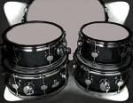 Blastech Drums with 20&#34; Bass Drum
